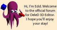 Delgine 3D Tools & Content
